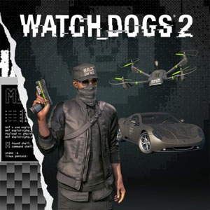 Acheter Watch Dogs 2 Black Hat Pack Clé CD Comparateur Prix
