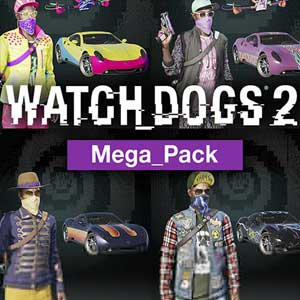 Watch Dogs 2 Mega Pack