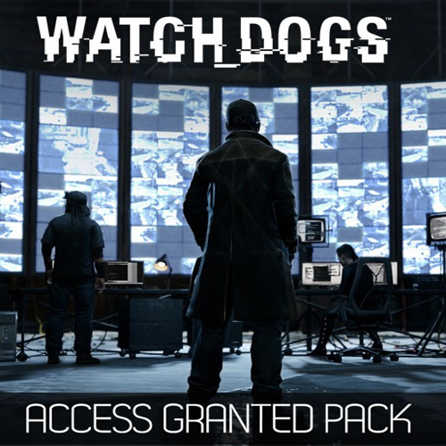 Acheter Watch Dogs Access Granted Pack Clé Cd Comparateur Prix