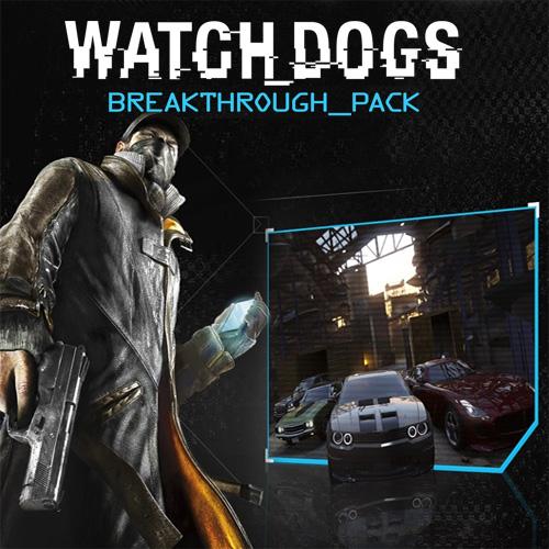 Acheter Watch Dogs Breakthrough Cle Cd Comparateur Prix