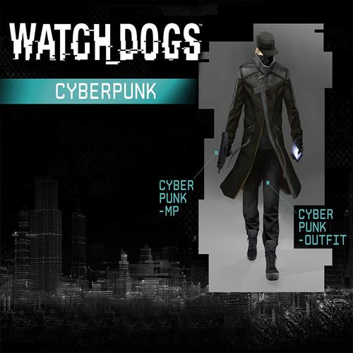 Watch Dogs Cyberpunk Pack