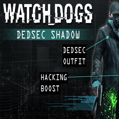 Acheter Watch Dogs Dedsec Shadow Pack Clé Cd Comparateur Prix
