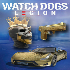 Acheter Watch Dogs Legion Golden King Pack PS4 Comparateur Prix