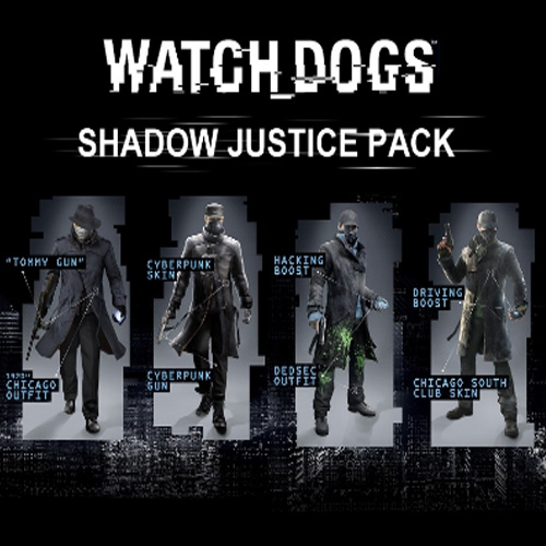 Acheter Watch Dogs Shadow Justice Cle Cd Comparateur Prix