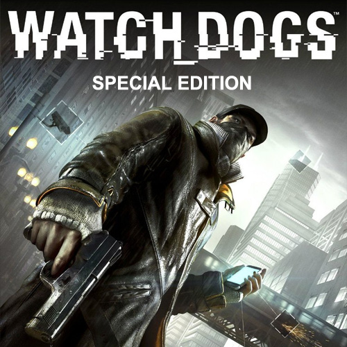 Acheter Watch Dogs Special Edition Cle Cd Comparateur Prix