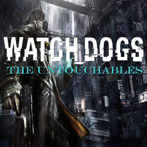 Acheter Watch Dogs The Untouchables Cle Cd Comparateur Prix