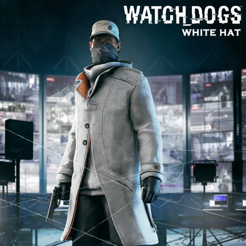 Acheter Watch Dogs White Hat Pack Clé Cd Comparateur Prix