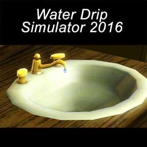 Acheter Water Drip Simulator 2016 Clé Cd Comparateur Prix