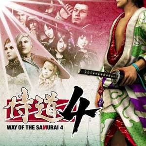 Telecharger Way of the Samurai 4 PS3 code Comparateur Prix