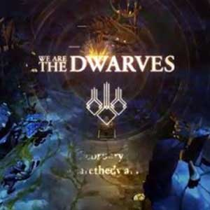 Acheter We Are The Dwarves Clé Cd Comparateur Prix
