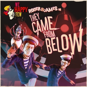 Acheter We Happy Few Roger and James in They Came From Below PS4 Comparateur Prix