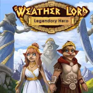 Weather Lord 6 Legendary Hero