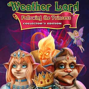 Weather Lord Following The Princess