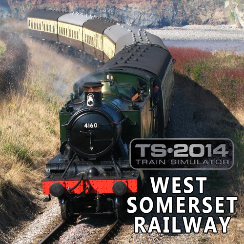 Acheter Train Simulator West Somerset Railway Cle Cd Comparateur Prix