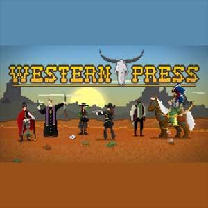 Acheter Western Press Clé Cd Comparateur Prix