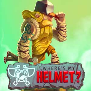 Where's My Helmet?