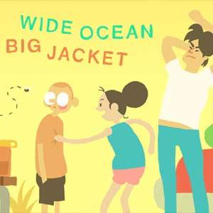 Acheter Wide Ocean Big Jacket Nintendo Switch comparateur prix