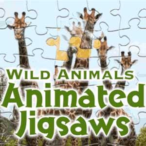 Acheter Wild Animals Animated Jigsaws Clé Cd Comparateur Prix