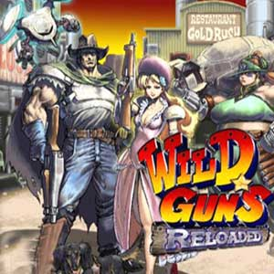 Telecharger Wild Guns Reloaded PS4 code Comparateur Prix