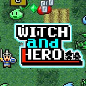 Acheter Witch and Hero Clé Cd Comparateur Prix