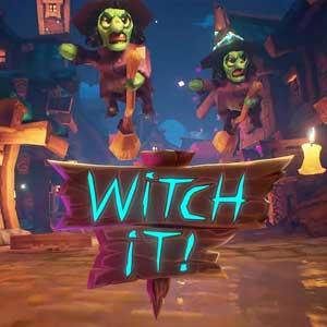 Acheter Witch It Clé CD Comparateur Prix