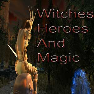Acheter Witches Heroes and Magic Clé Cd Comparateur Prix