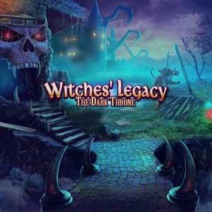 Acheter Witches Legacy Le Trône Obscur Clé Cd Comparateur Prix