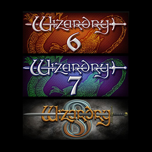 Wizardry 6, 7, and 8
