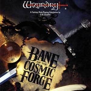 Wizardry 6 Bane of the Cosmic Forge