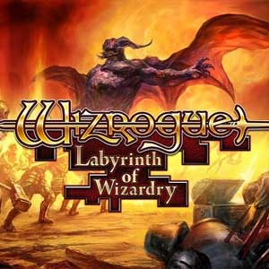 Wizrogue Labyrinth of Wizardry