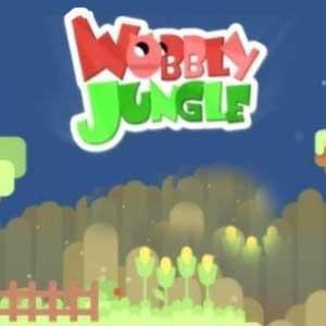 Acheter Wobbly Jungle Clé Cd Comparateur Prix