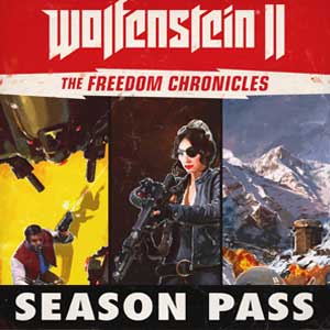 Acheter Wolfenstein 2 Freedom Chronicles Season Pass Clé Cd Comparateur Prix