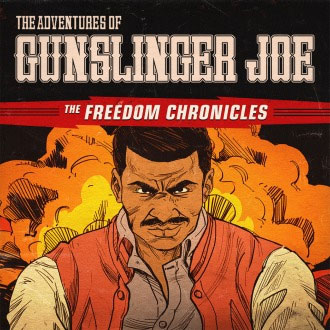 Wolfenstein 2 The Adventures of Gunslinger Joe