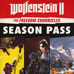 Wolfenstein 2 The Freedom Chronicles Season Pass