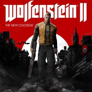 Acheter Wolfenstein 2 The New Colossus Xbox One Code Comparateur Prix
