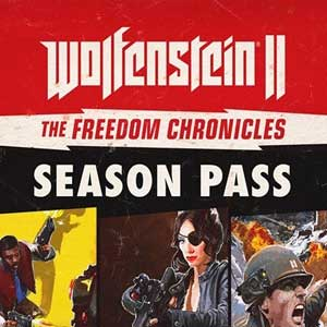 Acheter Wolfenstein 2 The New Colossus Season Pass Clé CD Comparateur Prix
