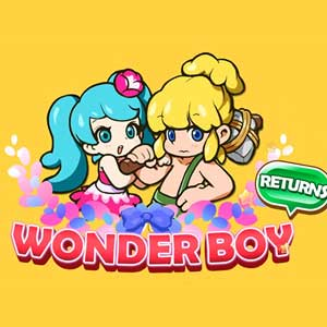 Acheter Wonder Boy Returns Clé Cd Comparateur Prix