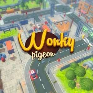 Wonky Pigeon