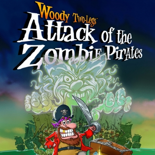 Acheter Woody Two-legs Attack of the Zombie Pirates Clé Cd Comparateur Prix