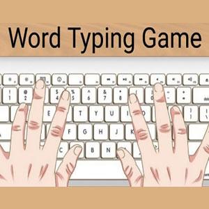 Acheter Word Typing Game Clé CD Comparateur Prix