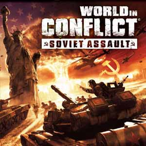 Acheter World in Conflict Soviet Assault Clé Cd Comparateur Prix