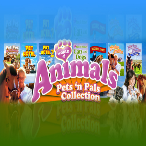 Acheter World of Animals Pets n pals Cle Cd Comparateur Prix