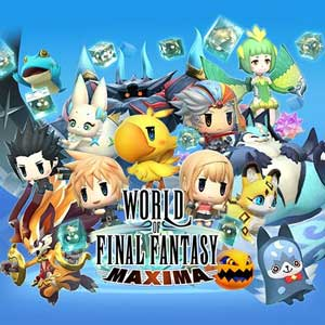 World Of Final Fantasy Maxima Upgrade