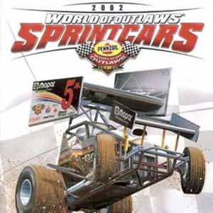 Acheter World of Outlaws Sprint Cars Xbox 360 Code Comparateur Prix