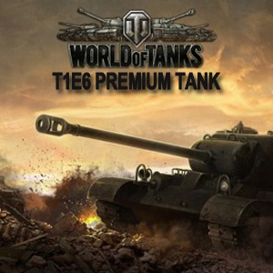 Acheter World of Tanks T1E6 Premium Tank Clé Cd Comparateur Prix