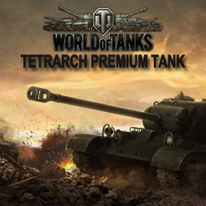 World of Tanks Tetrarch Premium Tank