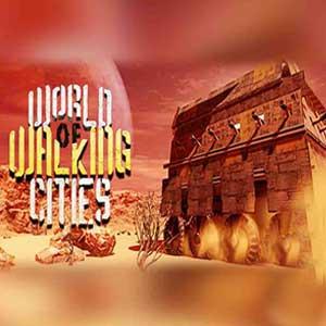 World Of Walking Cities