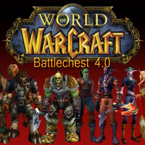 Acheter World of Warcraft Battlechest 4.0 Clé Cd Comparateur Prix