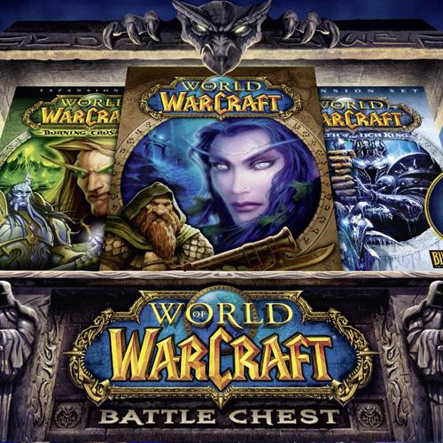 Acheter World of WarCraft Battlechest 5.0 Clé Cd Comparateur Prix
