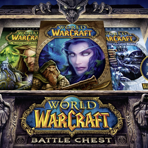 Acheter World of Warcraft Battlechest 6.0 Clé Cd Comparateur Prix